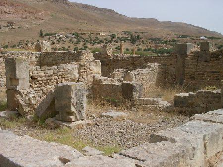 Africa romana bulla regia for Siti web della casa