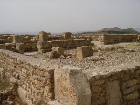 Africa romana bulla regia for Costo della nuova casa