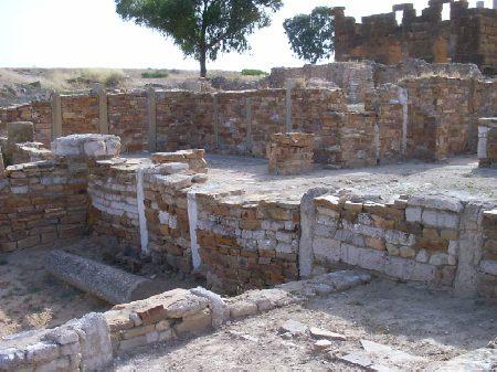 Africa agostiniana thuburbo maius for Layout della palestra di 2000 piedi quadrati