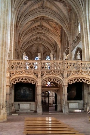 Chiesa agostiniana brou for Plattard carrelage bourg en bresse