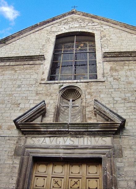 Chiesa agostiniana acquaviva delle fonti for Monolocale arredato acquaviva delle fonti
