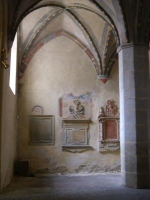 Chiesa agostiniana praga for Interno a un convento